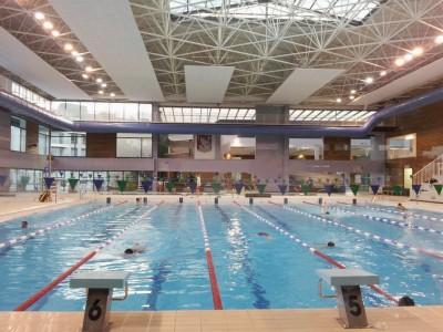Championnat demi fond - Cloture de piscine moderne boulogne billancourt ...