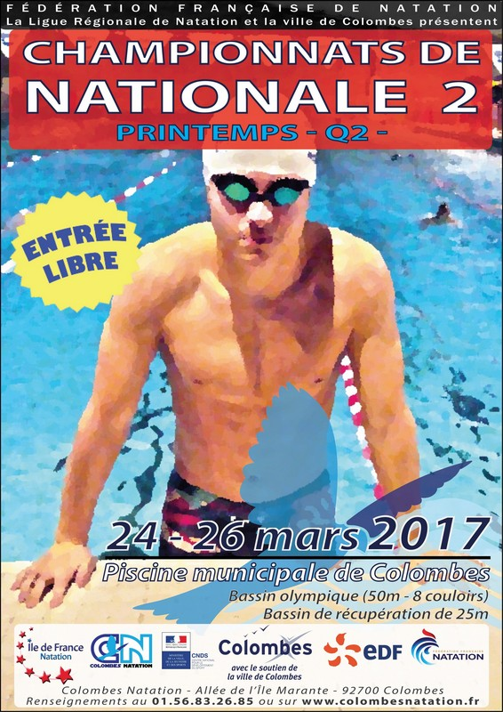 Affiche N2 Colombes 2017 WEB